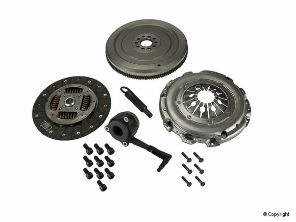 Valeo Clutch and Flywheel Conversion Kit - VW Mk4 VR6-24V  (240mm)