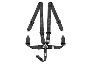 "Corbeau 3-Inch SFI Approved 5-Point 3"" Camlock Harness Belts"