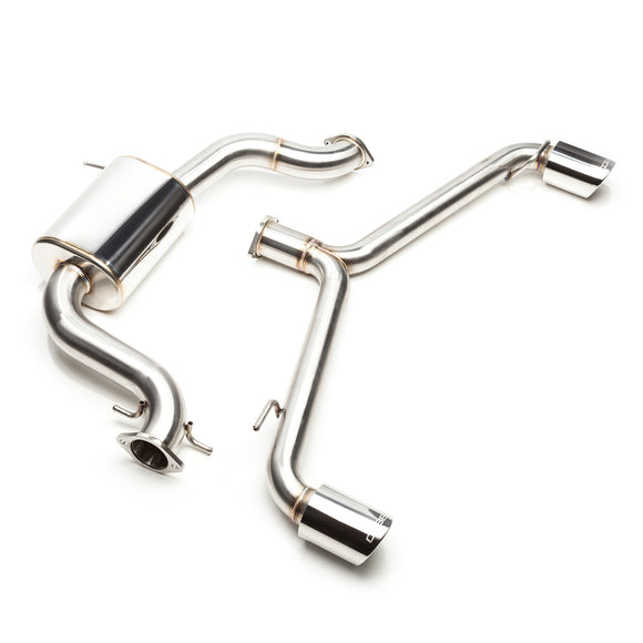 COBB CAT-BACK EXHAUST - VW GTI 2010-2014
