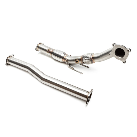 Cobb Catted 3in Downpipe - VW MK6 GTI 2010-2014 USDM, 2009-2013 WM