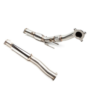 Cobb 3in Catted Downpipe w/Resonator - VW MK6 GTI 2010-2014