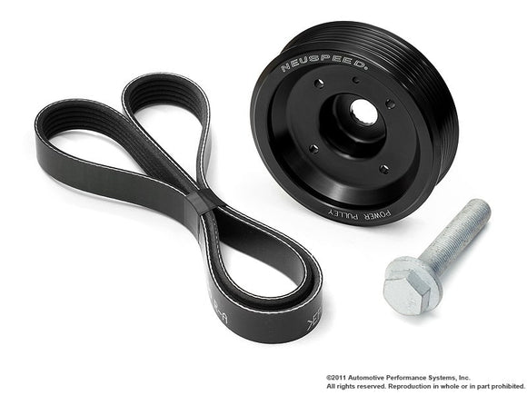 NEUSPEED Power Pulley Kit - VW Jetta/Beetle/Passat 2013-2014 TSI