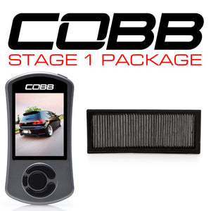 Cobb Stage 1 Power Package - VW MK6 GTI 2010-2014 USDM, 2009-2013 WM