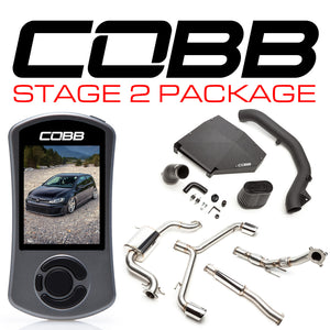 Cobb Stage 2 Power Package - VW MK6 GTI 2010-2014 USDM
