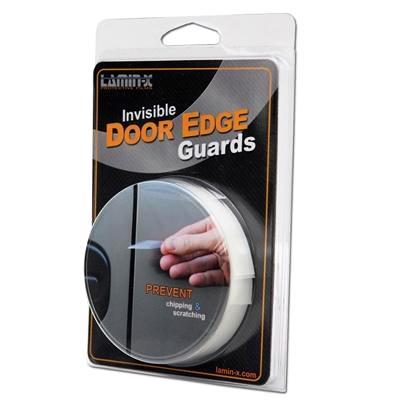 "Lamin-X Door Edge Guards - Four 1/2"" x 24"" Strips"