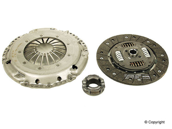 Luk Repset Clutch Kit - VW Mk2 Corrado G60 for 1.8L 8v (228mm)