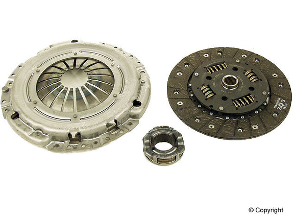 Sachs Clutch Kit 215mm- VW Mk4 Golf/Jetta 2.0L 8v 1999-2005