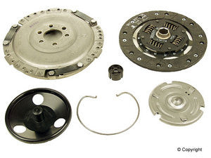 Sachs Clutch Kit - VW Mk3 Golf/Jetta,  2.0 litre 8v 1993 - 3/94 (210mm)