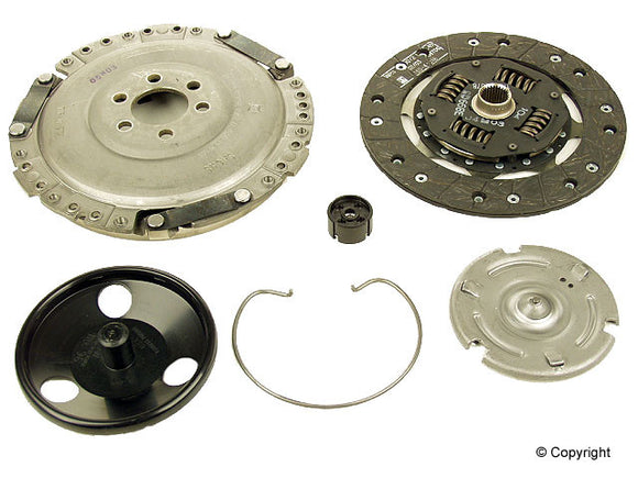 Luk Repset Clutch Kit - VW Mk3 Golf/Jetta 2.0L 1994 1/2-1998 (210mm)