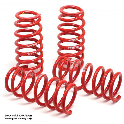 H&R Race Lowering Springs - VW Golf III, Jetta III