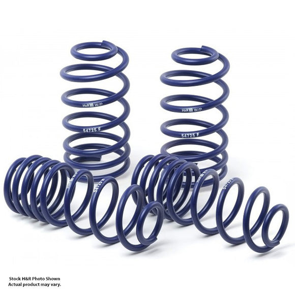 H&R Sport Lowering Springs - Audi A6 (2012-up)