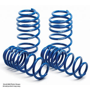 H&R Super Sport Lowering Springs - VW Golf VI