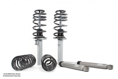H&R Touring Cup Kit Suspension - Audi® A4 Quattro AWD, Typ 8E (02-up)