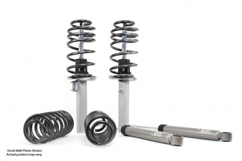 H&R Touring Cup Kit Suspension - Audi® A4 /Avant 2WD, Typ 8E (02-up) 6 Cyl