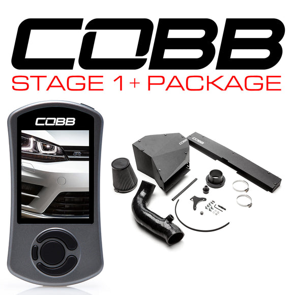 COBB STAGE 1 + POWER PACKAGE - GOLF R MK7 2015-2019