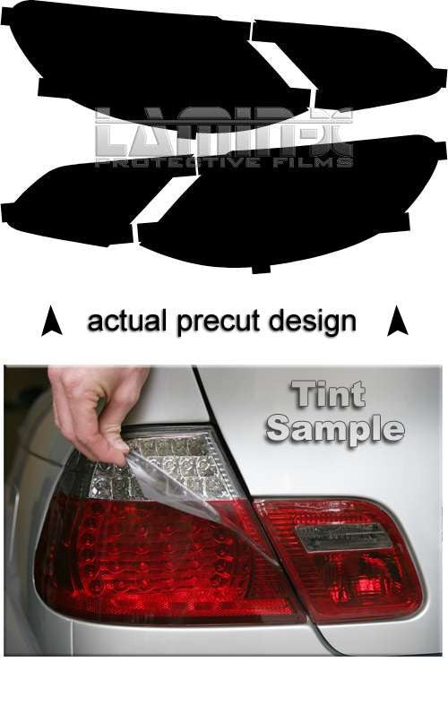 Lamin-x VW CC (09-12) Tail Light Covers