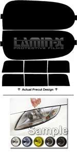 Lamin-x VW Golf/GTI III (94-99) EURO Lighting Covers