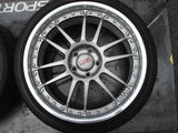 "19"" OZ Superleggera III Wheels (3-piece) w/ Toyo Tires"