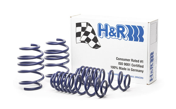 H&R Sport Lowering Springs - VW Mk7