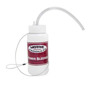 Motive Products Brake Bleeder Catch Bottle