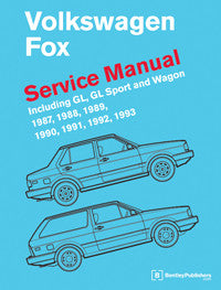 Bentley Repair Manual - VW Fox