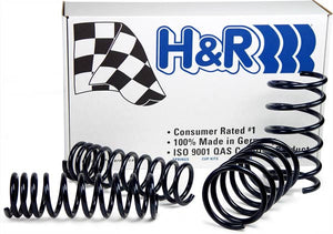 H&R Sport Lowering Springs - 08 Cadillac CTS