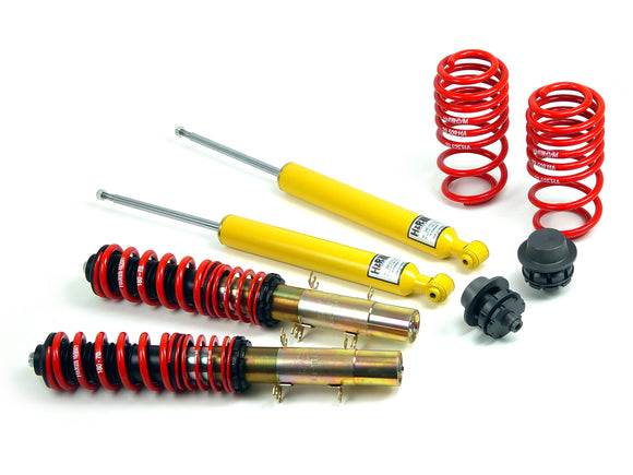 H&R Coil Over Suspension - VW Mk4 Golf/Jetta VR6/1.8T