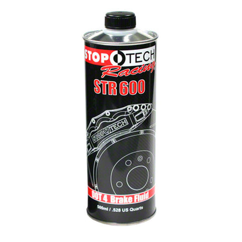 StopTech STR 600 High Performance Street Brake Fluid