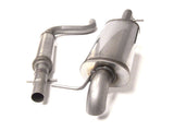 Euro Sport Exhaust System - VW® Mk4 VR6 / 2.0L with Hidden Tip