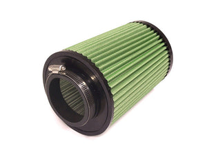 Green Filter High Performance Cone Air Filter - Green Color Replacement for 15082, 15083, 15084, 15091, 15091.6 Air Intakes