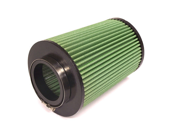 Green Filter High Performance Cone Air Filter - Replacement for 15090 Air Intake
