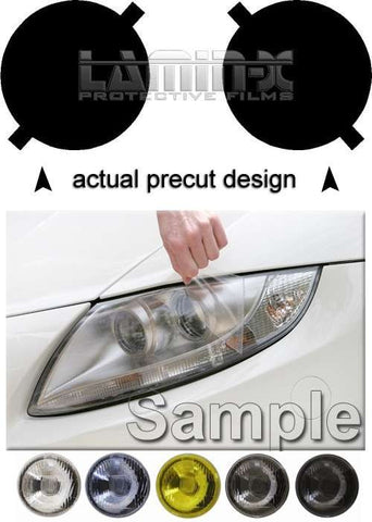 "Lamin-x VW 5"" Rounds (85-92) EURO Headlight Covers"