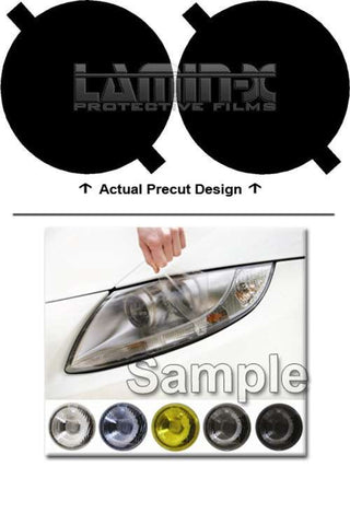 "Lamin-x VW 7"" Rounds (77-92) EURO Headlight Covers"