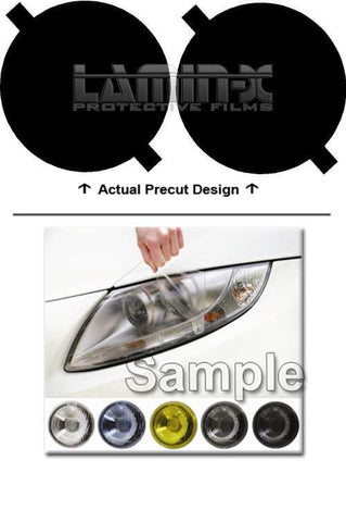 "Lamin-x VW 7"" Rounds (77-92) US Headlight Covers"