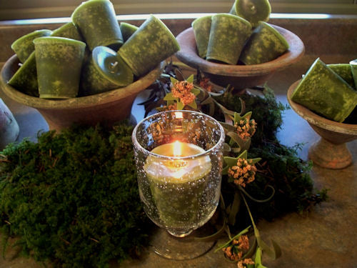 LemonGrass Sage Candles
