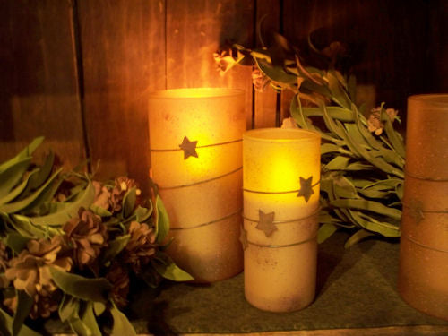 Star Lite Battery Operated Candle