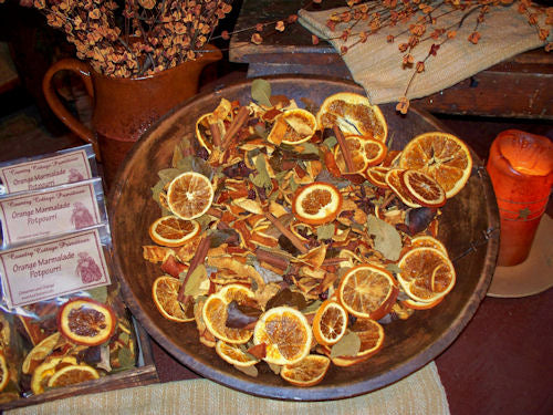 Orange Marmalade Potpourri