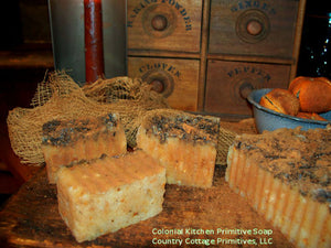 Colonal Kitchen Primitive Goat Milk Soap