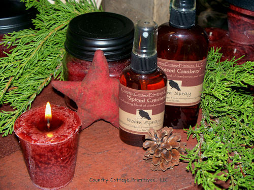 Spiced Cranberry Room Spray