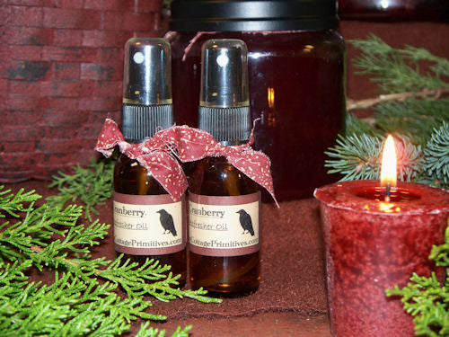 Spiced Cranberry Refresher Oil