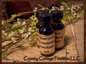 Primitive Gathering Fragrance Oil