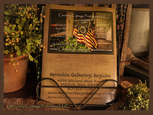 Mercantile Gatherings Magazine Summer 2014 Issue