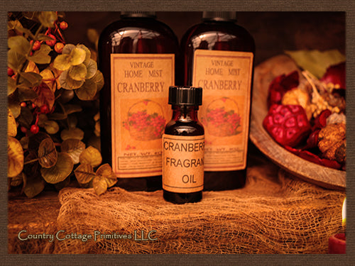 Cranberry Fragrance Oil