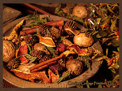 Antique Cider Potpourri