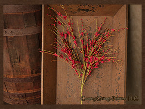 Red Sprig Bouquet