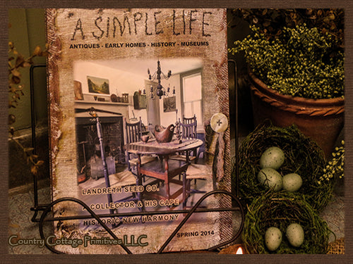 A Simple Life Magazine Spring 2014 Issue