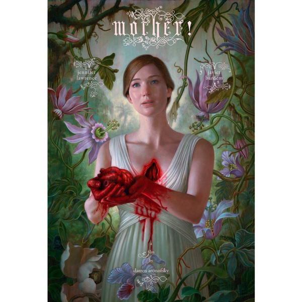 Jennifer Lawrence in Mother!, 2017