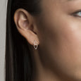 Aztec Stud Earrings