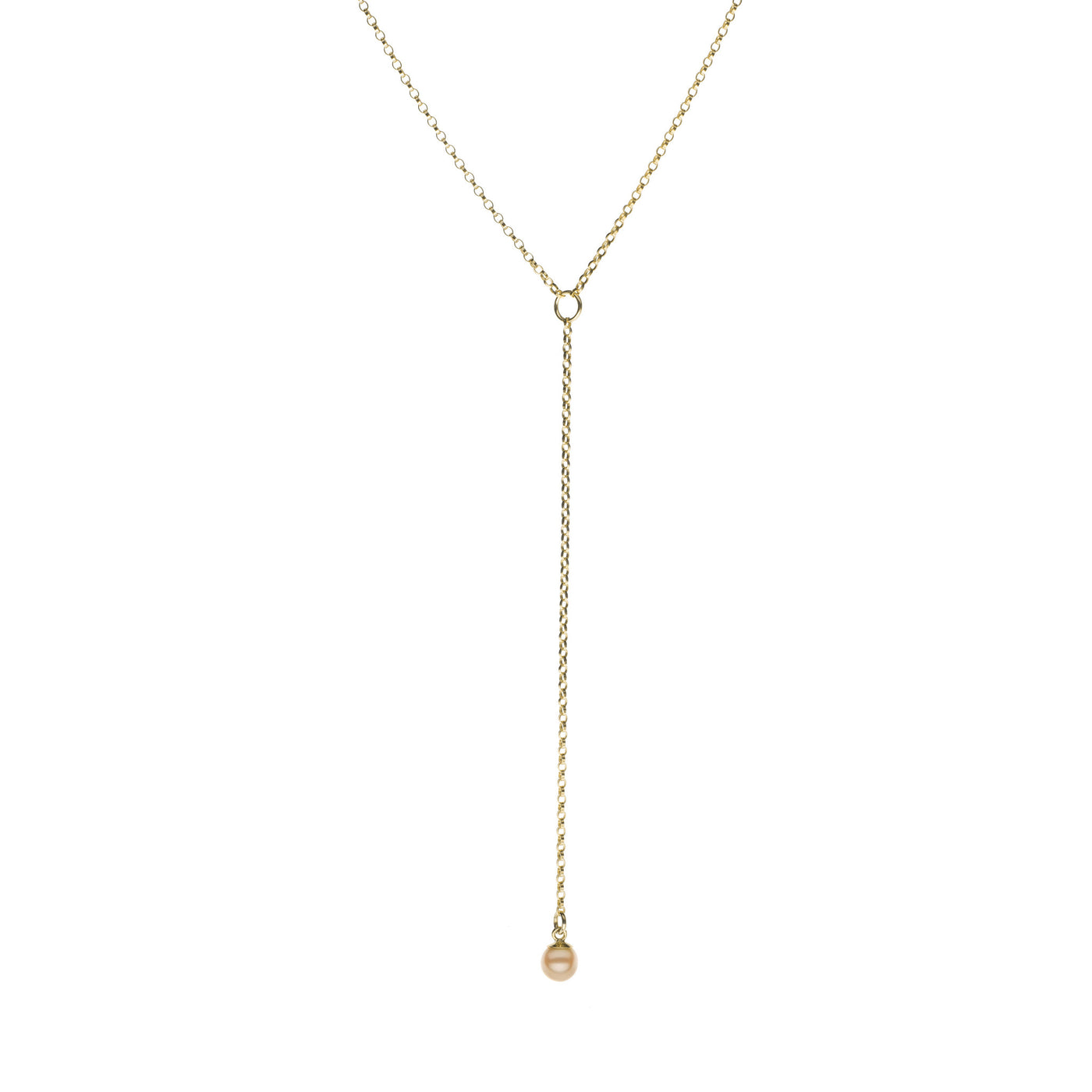 Lollipop Lariat Necklace