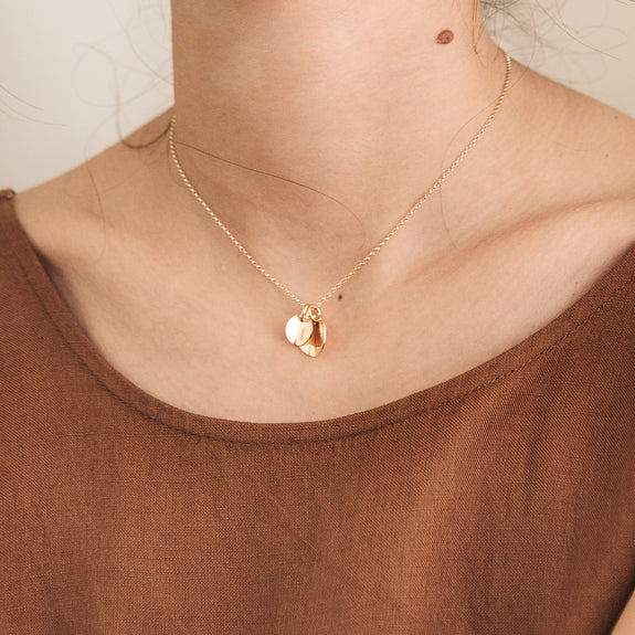 Claira Duo Necklace
